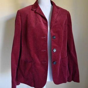 Vintage Corduroy Blazer